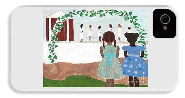 Ceremony In Sisterhood IPhone 4 Case