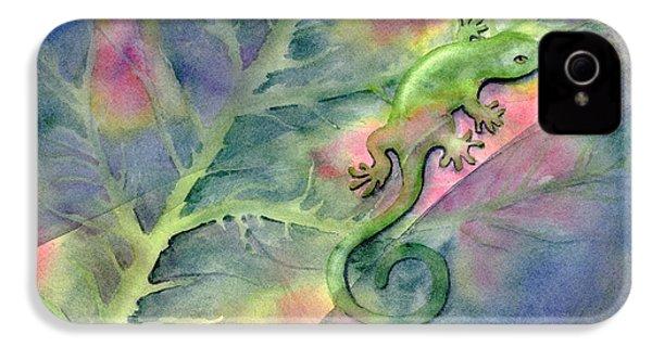 Chameleon IPhone 4 Case by Amy Kirkpatrick