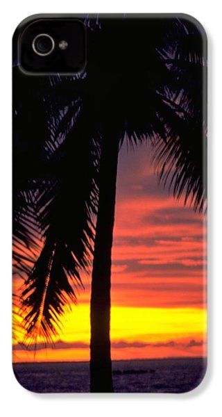 Champagne Sunset IPhone 4 Case