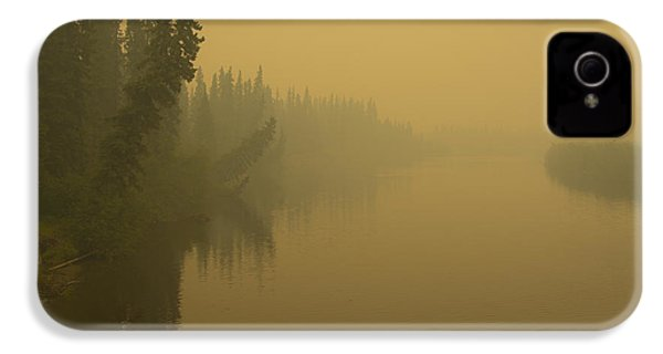 Chena River IPhone 4 Case by Gary Lengyel