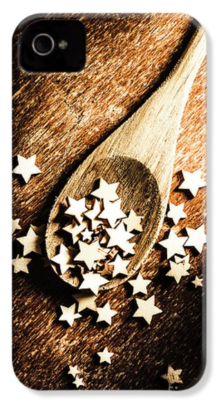 Christmas Cooking IPhone 4 Case