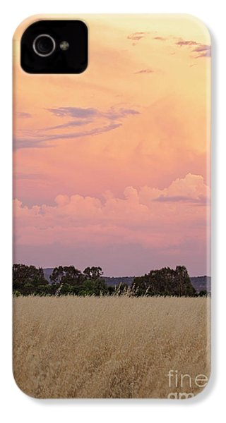 IPhone 4 Case featuring the photograph Christmas Eve In Australia by Linda Lees