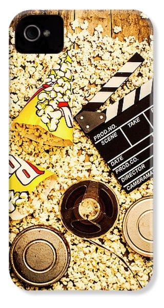 Cinema Of Entertainment IPhone 4 Case