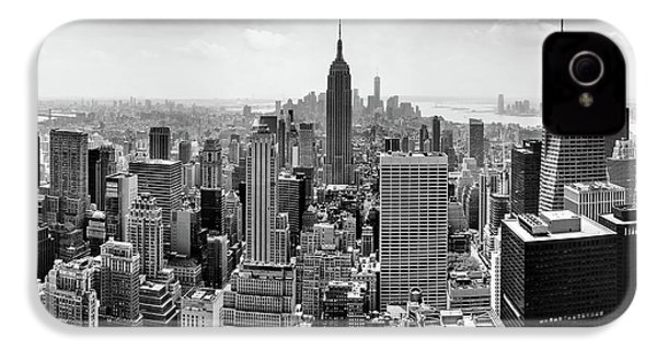 Classic New York  IPhone 4 Case