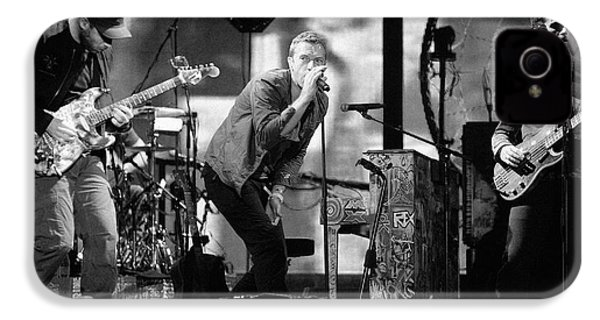 Coldplay 15 IPhone 4 Case by Rafa Rivas