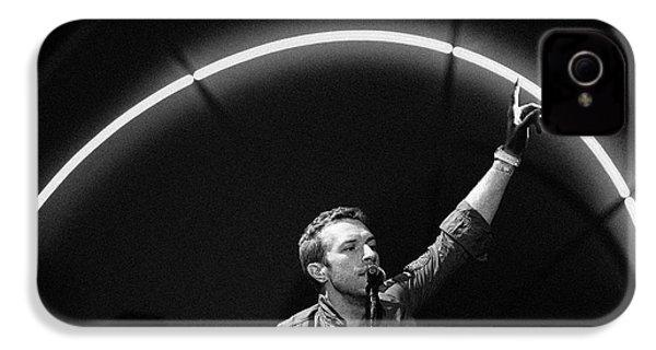 Coldplay10 IPhone 4 Case by Rafa Rivas