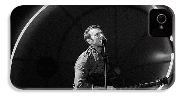 Coldplay11 IPhone 4 Case by Rafa Rivas