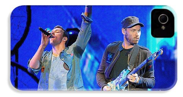 Coldplay6 IPhone 4 Case by Rafa Rivas