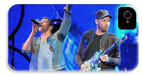 Coldplay6 IPhone 4 Case by Rafa Rivas