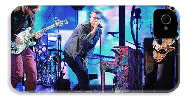 Coldplay7 IPhone 4 Case by Rafa Rivas
