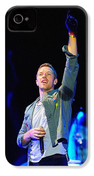 Coldplay8 IPhone 4 Case by Rafa Rivas