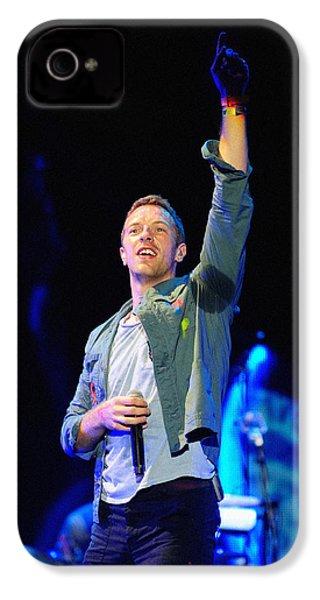 Coldplay8 IPhone 4 Case by Rafa Rivas