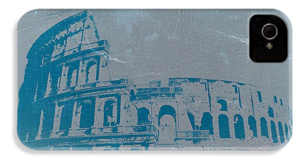 Coliseum IPhone 4 Case by Naxart Studio