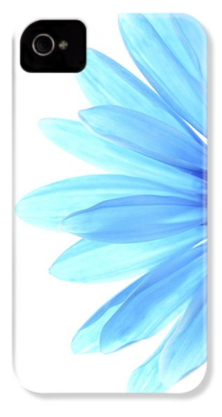 Color Me Blue IPhone 4 Case by Rebecca Cozart
