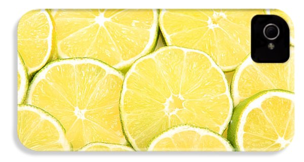 Colorful Limes IPhone 4 / 4s Case by James BO  Insogna