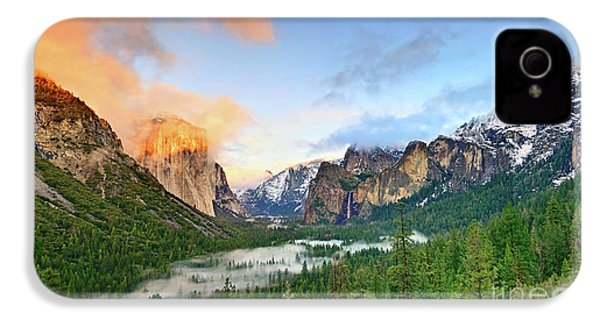 Colors Of Yosemite IPhone 4 Case