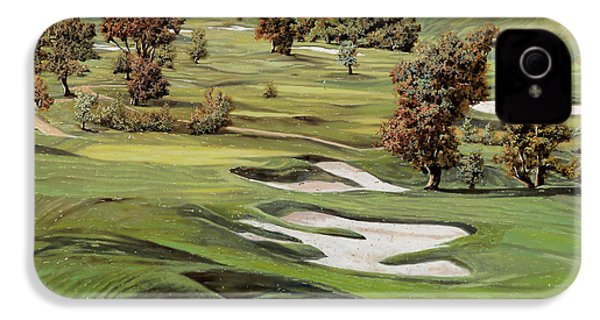 Cordevalle Golf Course IPhone 4 Case