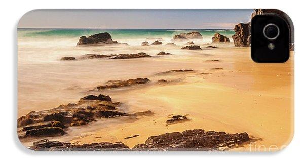 Corunna Point Beach IPhone 4 Case by Werner Padarin
