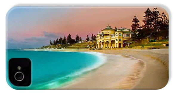 Cottesloe Beach Sunset IPhone 4 Case