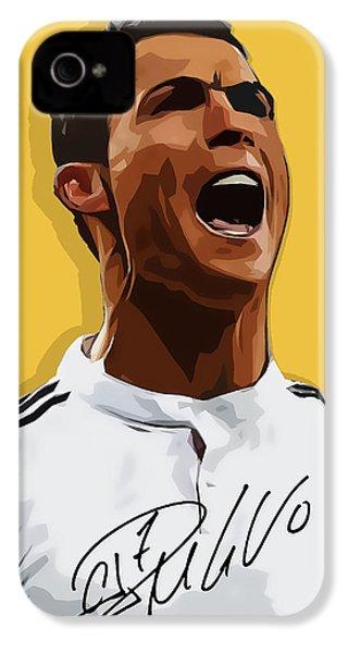 Cristiano Ronaldo Cr7 IPhone 4 Case