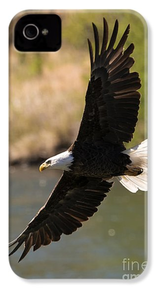 Cruising The River IPhone 4 / 4s Case by Mike Dawson