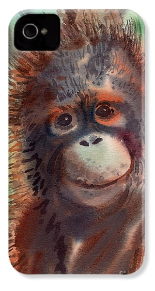 My Precious IPhone 4 Case by Donald Maier