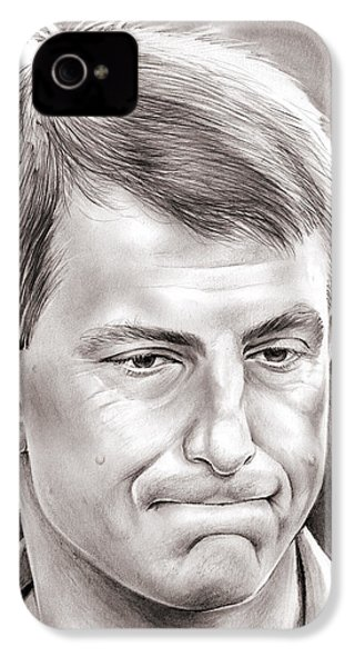Dabo Swinney IPhone 4 Case