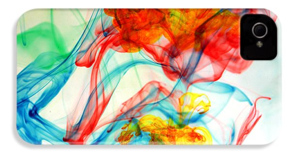 Dancing In Water IPhone 4 / 4s Case by Michael Ledray