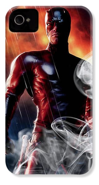 Daredevil Collection IPhone 4 / 4s Case by Marvin Blaine