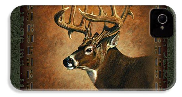 Deer Lodge IPhone 4 Case