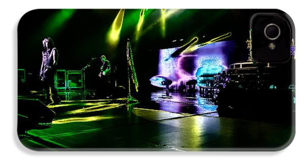 Def Leppard At Saratoga Springs 4 IPhone 4 Case by David Patterson