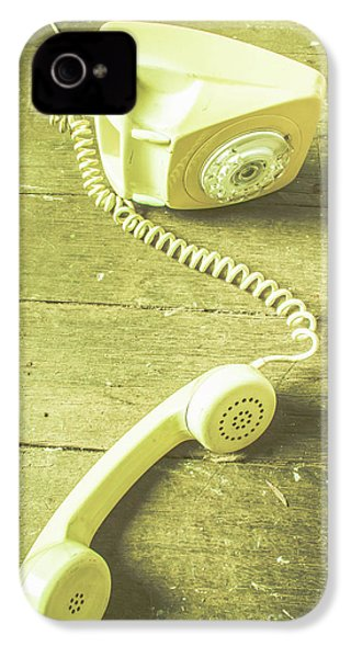 Disconnected IPhone 4 Case by Jorgo Photography - Wall Art Gallery