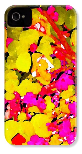 Discovering Joy IPhone 4 Case by Winsome Gunning