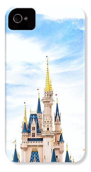 Disneyland IPhone 4 Case by Happy Home Artistry