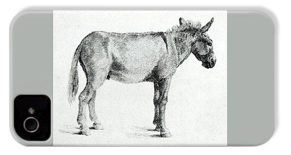 Donkey IPhone 4 Case