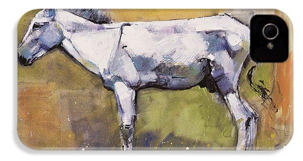 Donkey Stallion, Ronda IPhone 4 Case by Mark Adlington