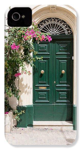 Doors Of The World 84 IPhone 4 Case by Sotiris Filippou