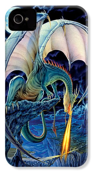 Dragon Causeway IPhone 4 Case by The Dragon Chronicles - Robin Ko