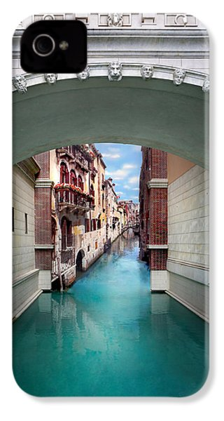 Dreaming Of Venice IPhone 4 Case