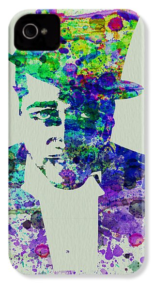 Duke Ellington IPhone 4 / 4s Case by Naxart Studio