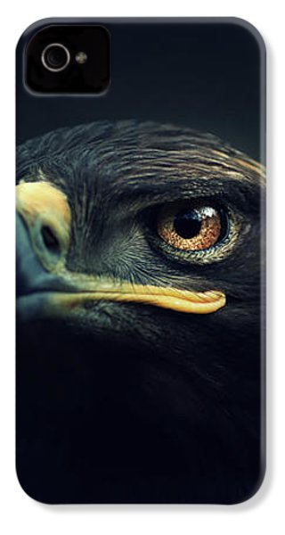 Eagle IPhone 4 Case by Zoltan Toth