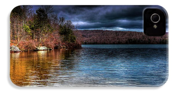 IPhone 4 Case featuring the photograph Early May On Limekiln Lake by David Patterson