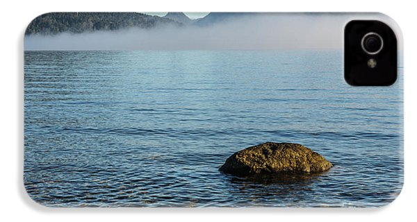 IPhone 4 Case featuring the photograph Early Morning At Lake St Clair by Werner Padarin
