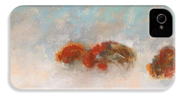 Early Morning Herd IPhone 4 / 4s Case by Frances Marino