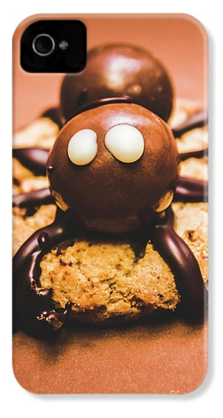 Eerie Monsters. Halloween Baking Treat IPhone 4 Case by Jorgo Photography - Wall Art Gallery