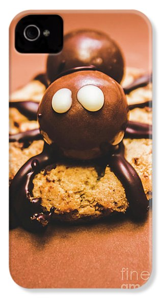 Eerie Monsters. Halloween Baking Treat IPhone 4 / 4s Case by Jorgo Photography - Wall Art Gallery