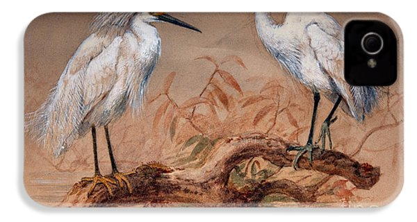 Egrets IPhone 4 Case