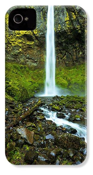 Elowah's Elegance IPhone 4 Case by Chad Dutson
