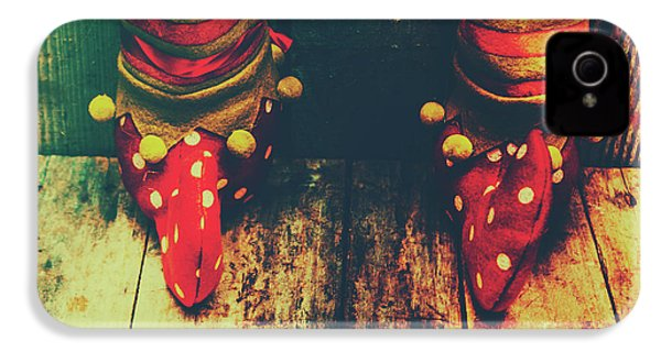 Elves And Feet IPhone 4 / 4s Case by Jorgo Photography - Wall Art Gallery