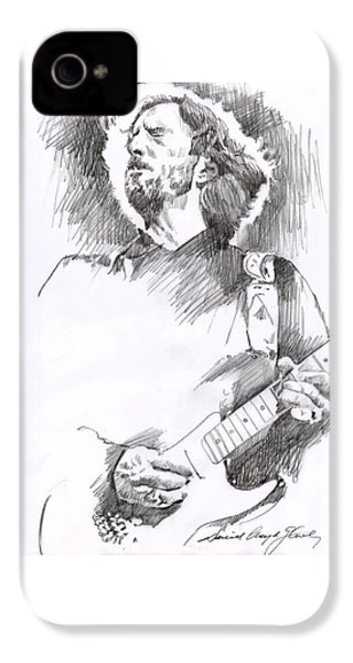 Eric Clapton Sustains IPhone 4 Case